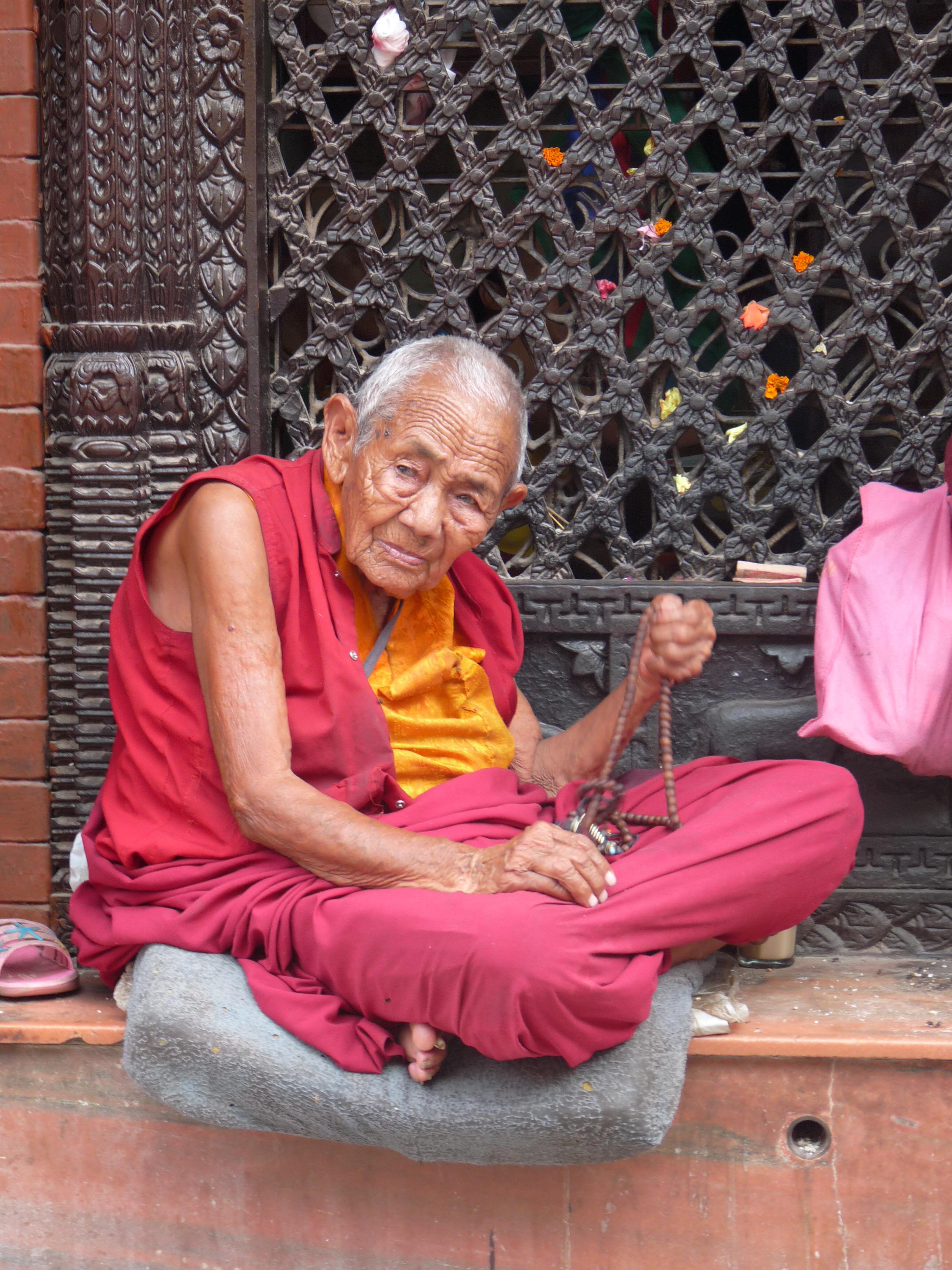 """""""Buda sólo enseñó una cosa: el sufrimiento y el cese del sufrimiento"""""""